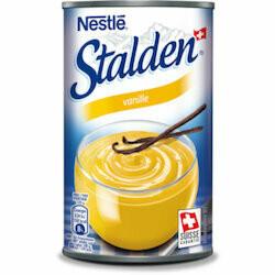 Stalden Crème vanille 470g