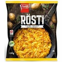 Findus Rösti nature surgelé 500g