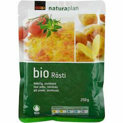 Naturaplan Bio Rösti tout prêts 250g