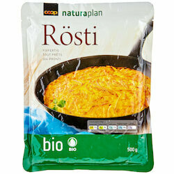 Naturaplan Bio Rösti tout prêts 500g