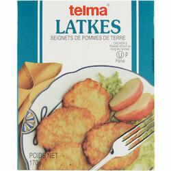 Telma Crêpes de pommes de terre (latkes) kasher 170g
