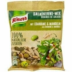 Knorr Mélange de graines pour salade avec edamame 30g