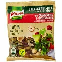 Knorr Mélange de graines pour salade avec canneberges 30g