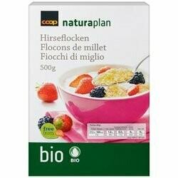Naturaplan Bio Flocons de millet 500g