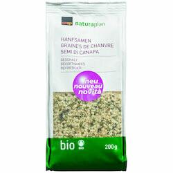 Naturaplan Bio Graines de chanvre 200g