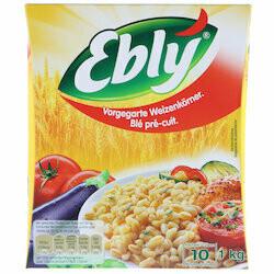 Ebly Blé précuit original 1000g