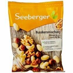 Seeberger Mélange de noix 200g