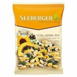 Seeberger Mélange de noix Croque-vital 150g