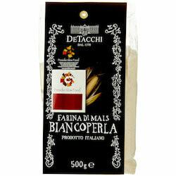 Slow Food Farine de maïs biancoperla 500g
