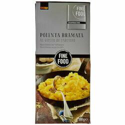 Fine Food Polenta Bramata aux truffes 300g