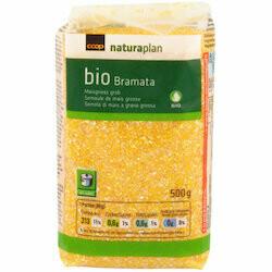 Naturaplan Bio Semoule de maïs bramata gros grains 500g