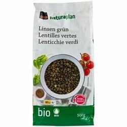 Naturaplan Bio Lentilles vertes 500g