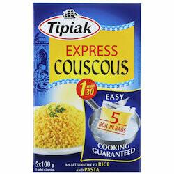 Tipiak Express Couscous rapide 5x100 g. 500g