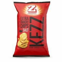 Zweifel Chips extra croustillants Kezz au sel de mer 110g