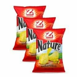 Zweifel Chips nature 3 sachets 1x90g