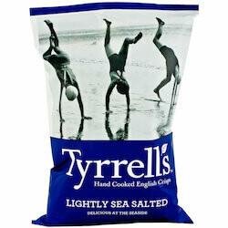 Tyrrell's Chips légèrement salées 150g