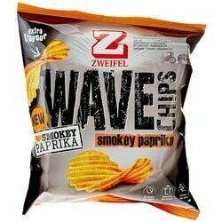 Zweifel Chips ondulés Smokey Paprika 120g