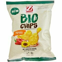 Zweifel Chips au paprika bio 110g