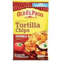 Old El Paso Chips tortilla au paprika 185g