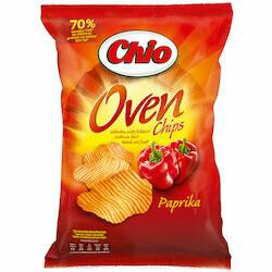 Chio Oven chips au paprika 1x150g