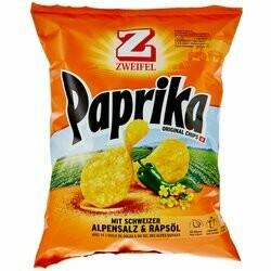 Zweifel Chips au paprika 280g