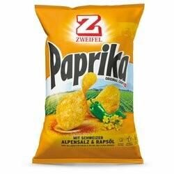 Zweifel Chips au paprika 90g