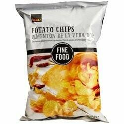 Fine Food Chips pimentés 130g
