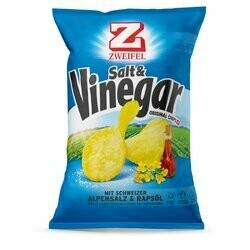Zweifel Chips sel & vinaigre 175g