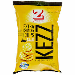 Zweifel Chips extra croustillants Kezz Sweet Barbecue 110g