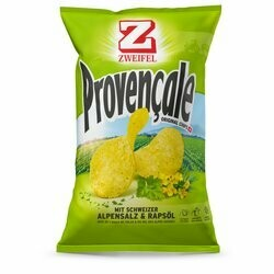 Zweifel Chips aux herbes provençales 90g