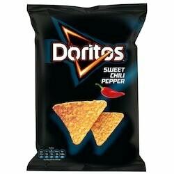 Doritos Nachos Sweet Chili Pepper 125g