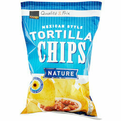 Chips tortilla nature 200g