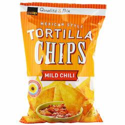 Chips tortilla au chili doux 200g