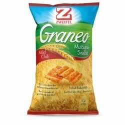 Zweifel Graneo Chips au chili doux 100g