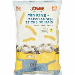 Chio Snacks de maïs Minions 75g