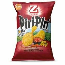 Zweifel Chips au Piri Piri 90g
