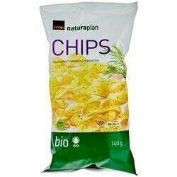 Naturaplan Bio Chips au romarin 14g