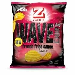 Zweifel Chips ondulés French Fries 120g