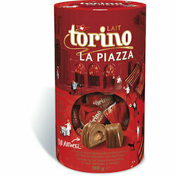 Camille Bloch Tablette de chocolat au lait Torino Piazza 189g