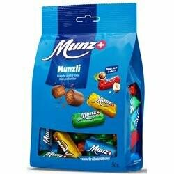 Munz Mini chocolats au lait pralinés 55 pièces 250g