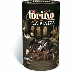 Camille Bloch Tablette de chocolat noir Torino Piazza 189g