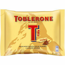 Toblerone Chocolats au lait Tiny 200g