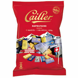 Cailler Chocolats napolitains 500g