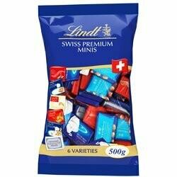 Lindt Chocolats napolitains assortis 500g