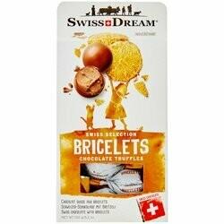 Swiss Dream Boules de chocolat aux bretzeli 150g