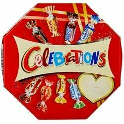 Celebrations Chocolats assortis 196g