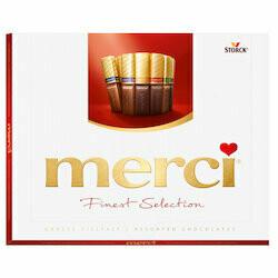 Merci Chocolats Finest Selection 250g