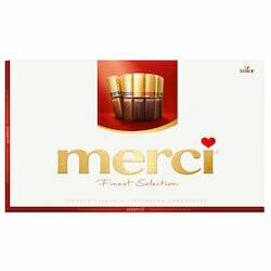 Merci Chocolats Finest Selection 400g