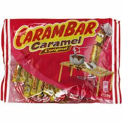 Carambar Bâtonnets au caramel 320g
