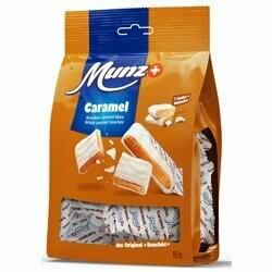 Munz Bouchées de caramel blanc 190g